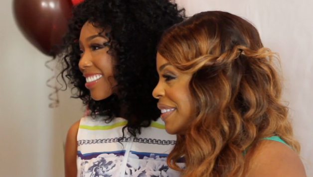 Brandy and Niecy