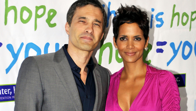 Halle and Olivier