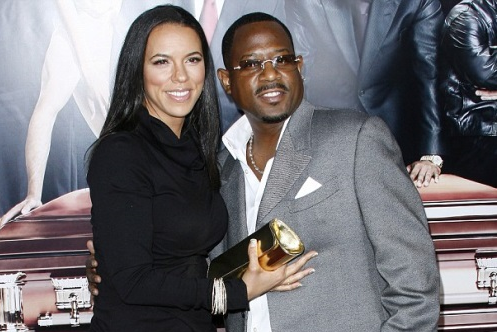Martin Lawrence Ex Wife