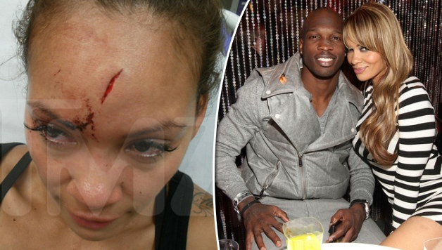 Shocking Pictures Of Evelyn Lozada's Bloodied Forehead ...