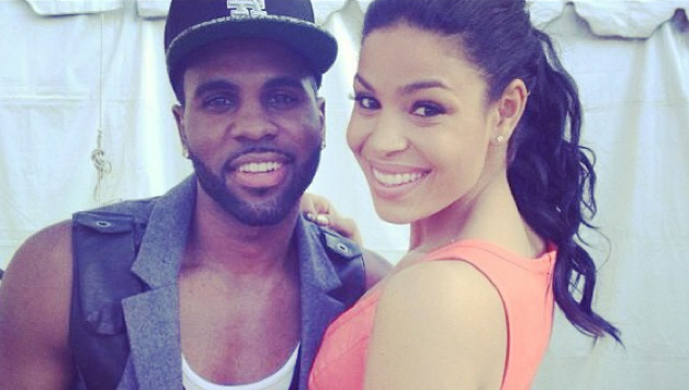Exclusive: Jordin Sparks Dishes On Matching Tattoo With