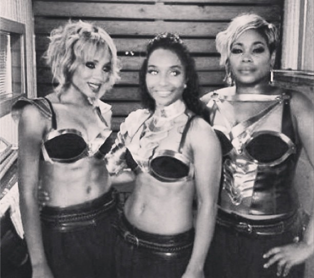 TLC and Lil Mama