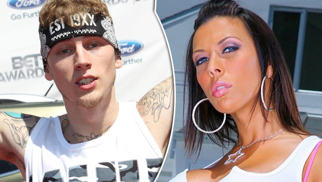 Displaying 18gt; Images For Machine Gun Kelly Rapper Girlfriend