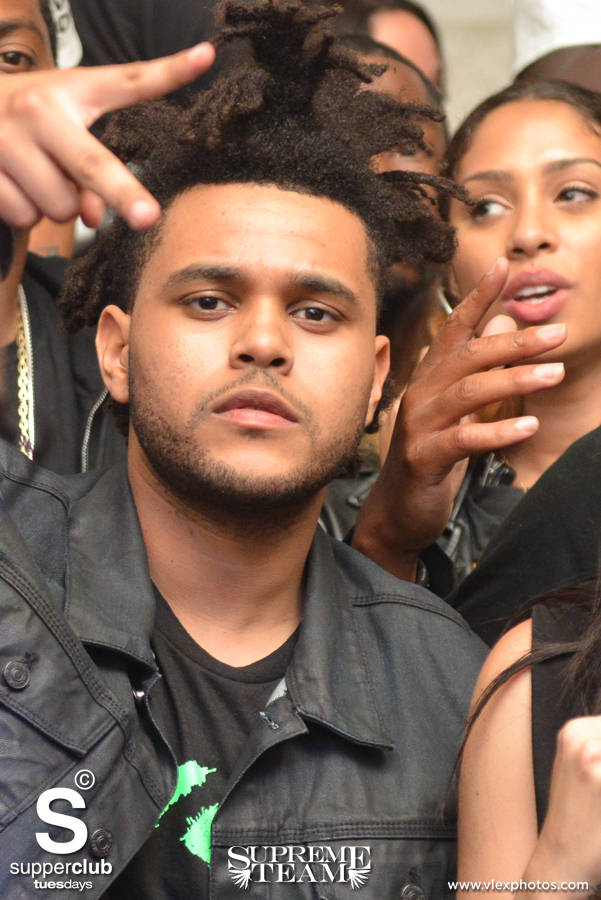 The Weeknd 9:18