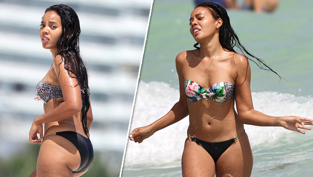 Angela Simmons Shows Off Ridiculous Bikini Body – HipHollywood