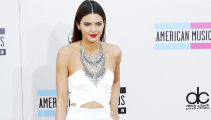 Kendall Jenner Star-Studded at NYFW - The NY Independent