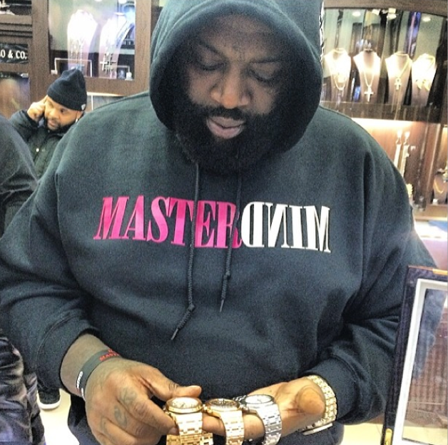 RIck Ross Watches