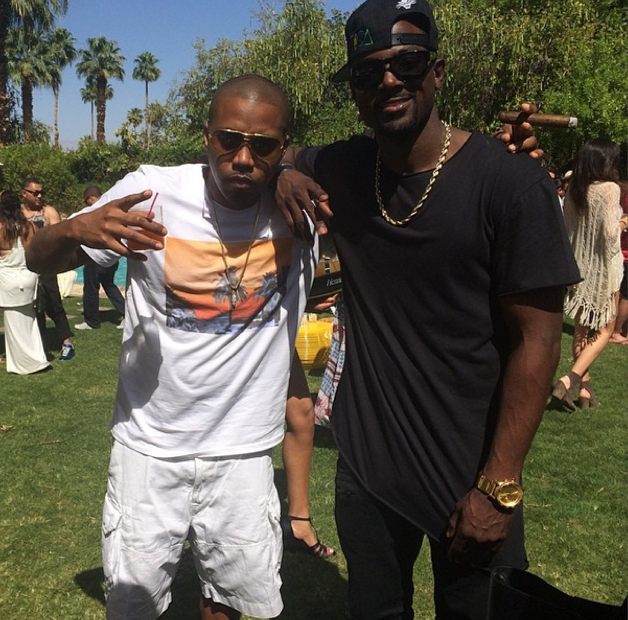 Lance and Nas