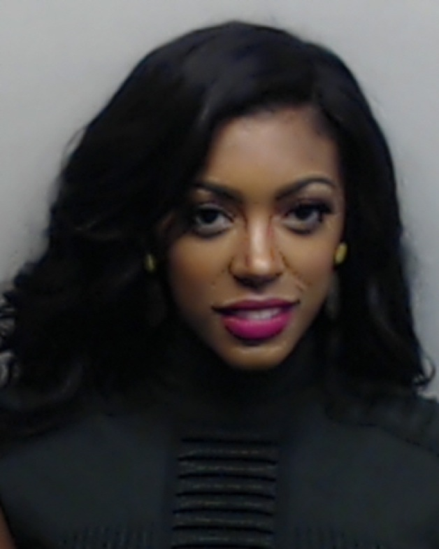 Porsha Williams Mugshot