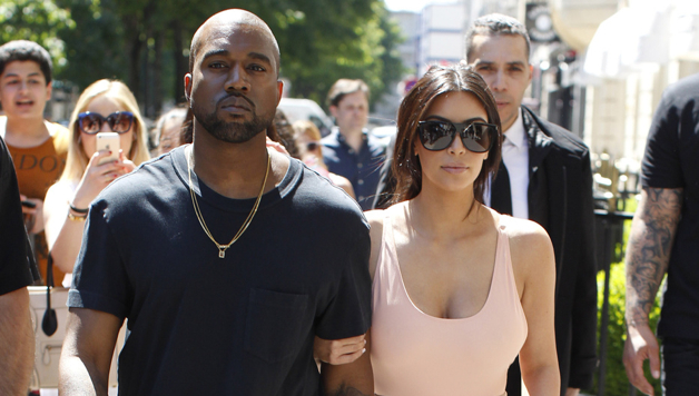 Kimye Married Confirmed