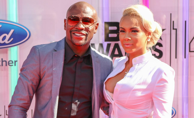 Exclusive Floyd Mayweather Confronts Tiny On Bet Awards