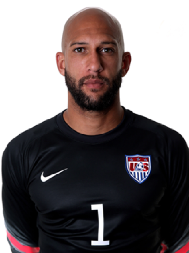 USA Tim Howard