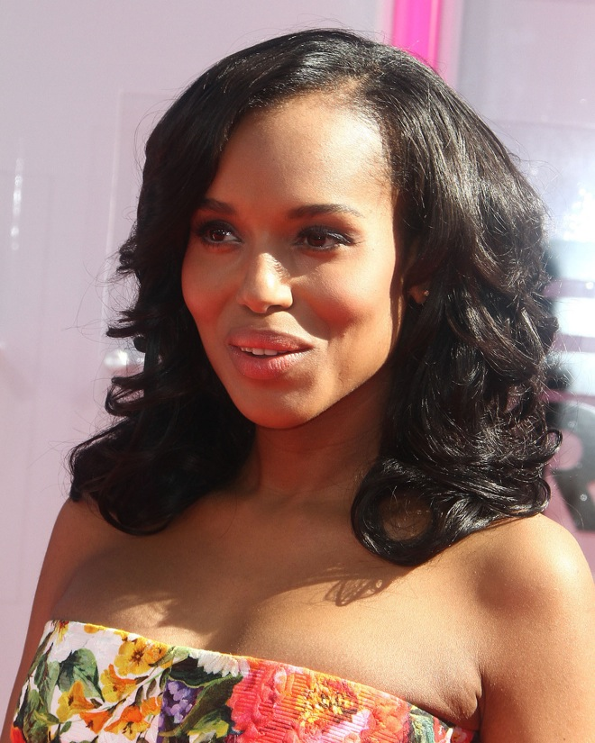 Kerry Washington attends The 2014 BET AWARDS in Los Angeles