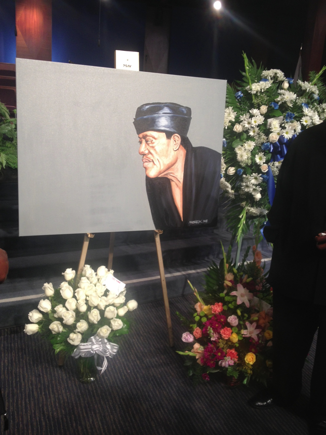 Womack funeral 3