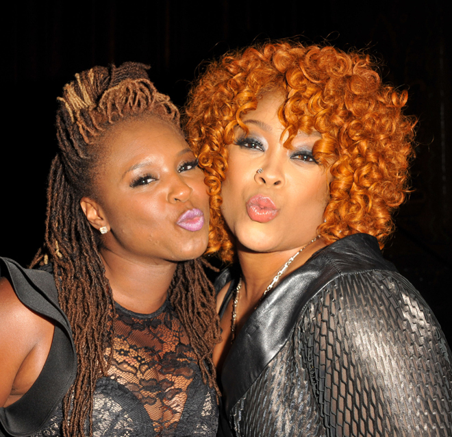 Da Brat S Stunning New Red Hairdo Hiphollywood