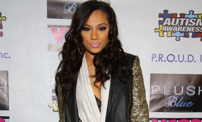 from Jamison floyd mayweather dating erica from love and hip hop