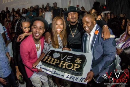 Young Berg, Mona Scott-Young, SIncere Show