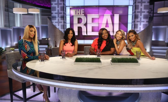 TV-Q and A-The Real Cast