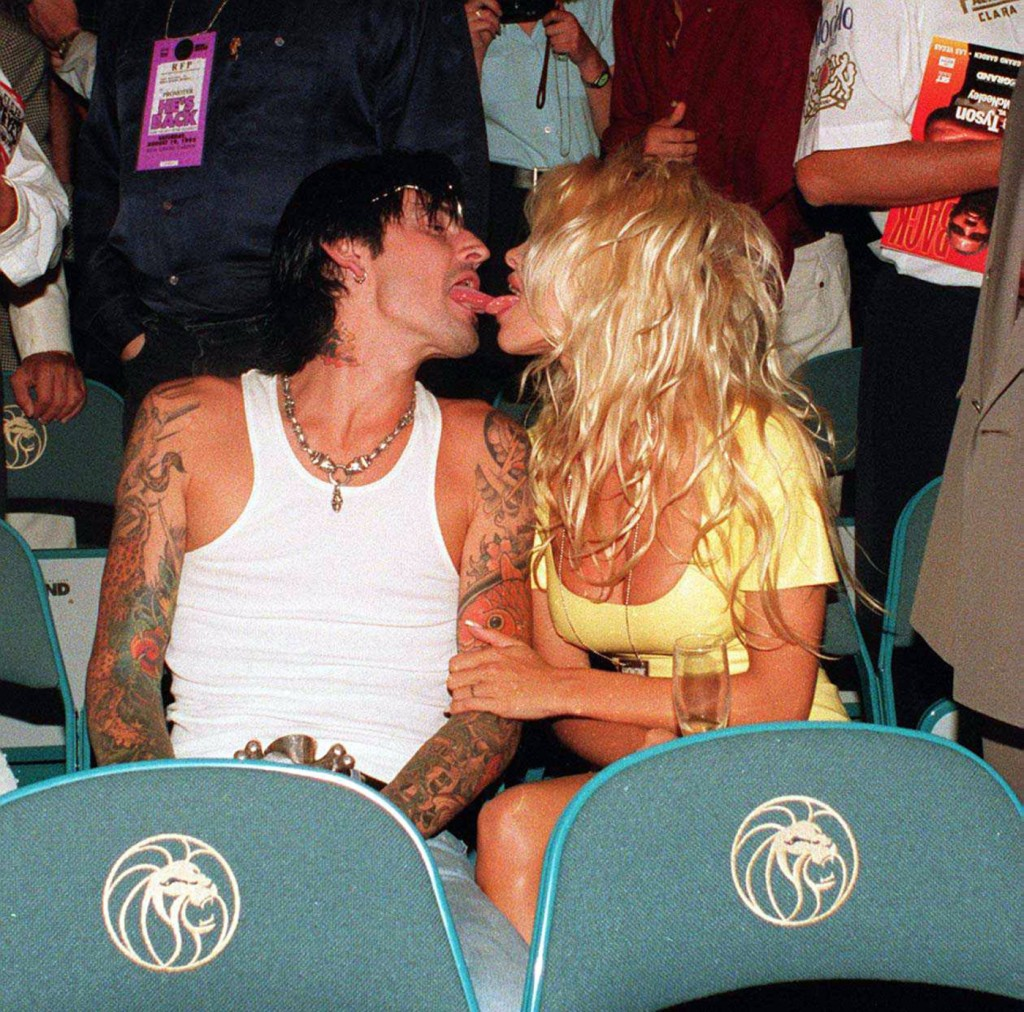 Now this tape may have not been the biggest seller but it's by far the raunchiest! Pamela Anderson and her then hubby Tommy Lee got it in during their honeymoon sex tape! Plus Pammy has another tape with Bret Michaels!!
