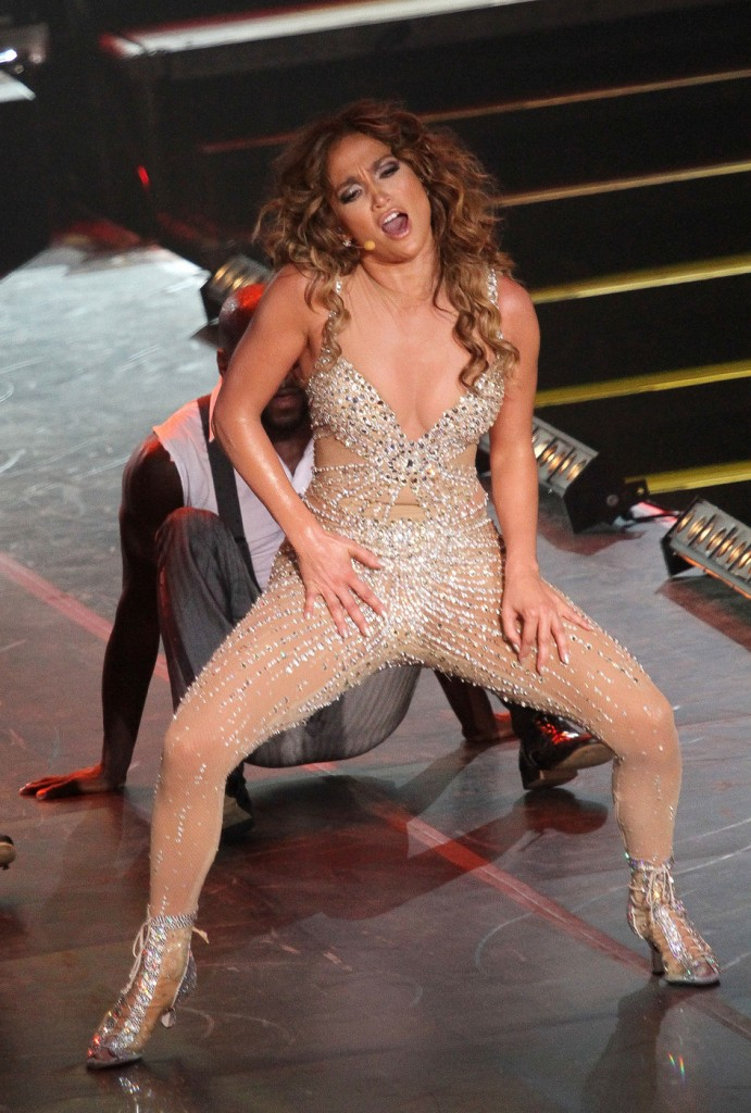 Yes, Jennifer Lopez has a sex tape with her first husband Ojani Noa. But no, you'll probably never see it because of J. Lo's court order against its release. Womp!