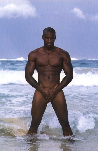 Heyyy, Tyson! In 2012 a tape leaked of Beckford pleasuring himself while in an online chat room.