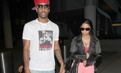 only safaree and nicki