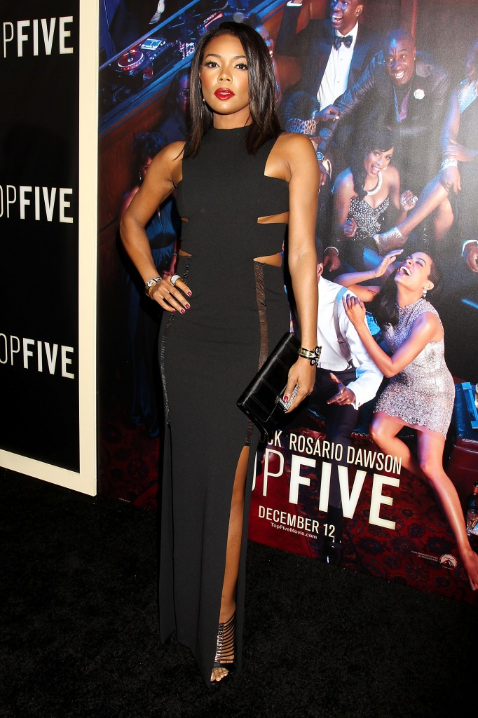 """Paramount Pictures Presents the New York Premiere of """"TOP FIVE"""""""
