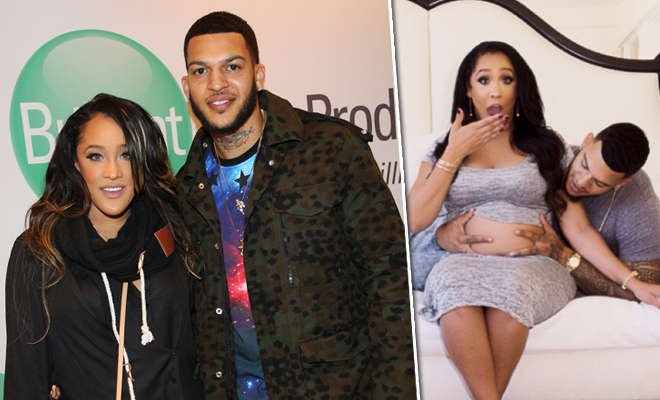 Natalie Nunn Reveals Shes No Longer Pregnant Hiphollywood