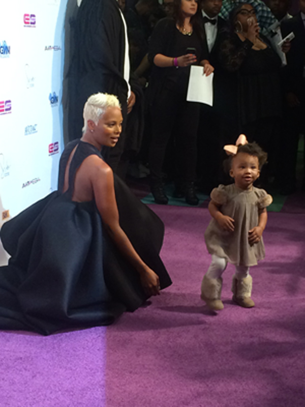 Eva pigford who is she dating