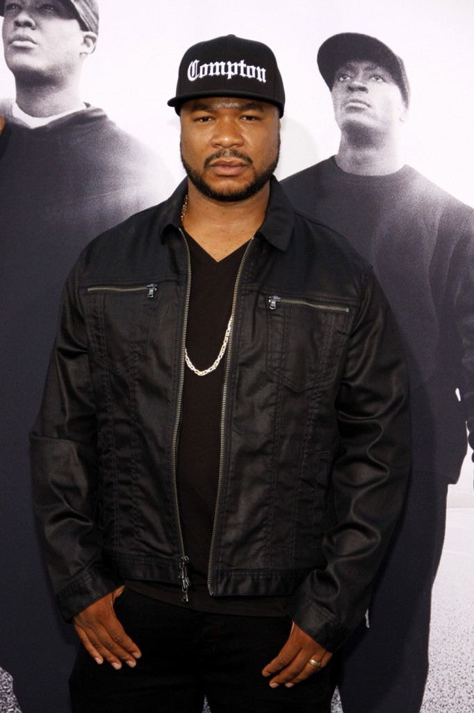 Xzibit at the Los Angeles premiere of 'Straight Outta Compton'