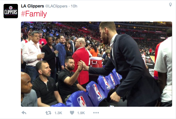 Twitter: @LAClippers
