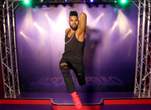 Photo by Rachel Murray/Getty Images for Madame Tussauds Hollywood