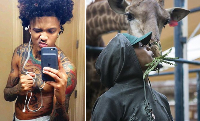 August Alsina Is Not Gay Thus Sayeth Lack Of Receipts