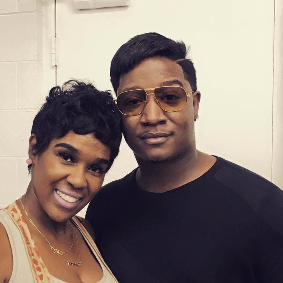 Theres A Good Explanation For Why Young Joc Looks Like Anita Baker