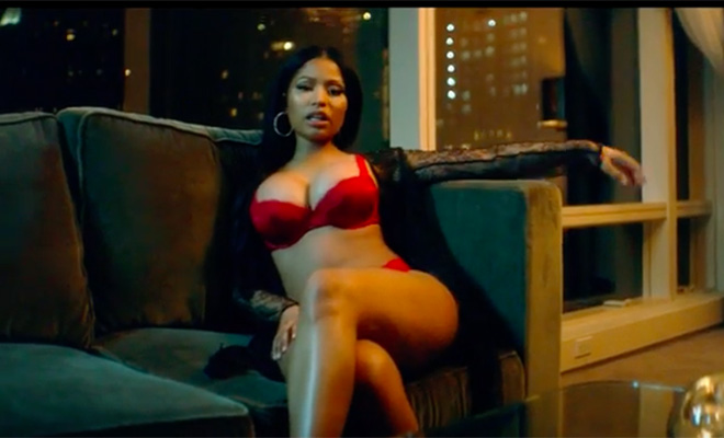 Nicki minaj video sexy