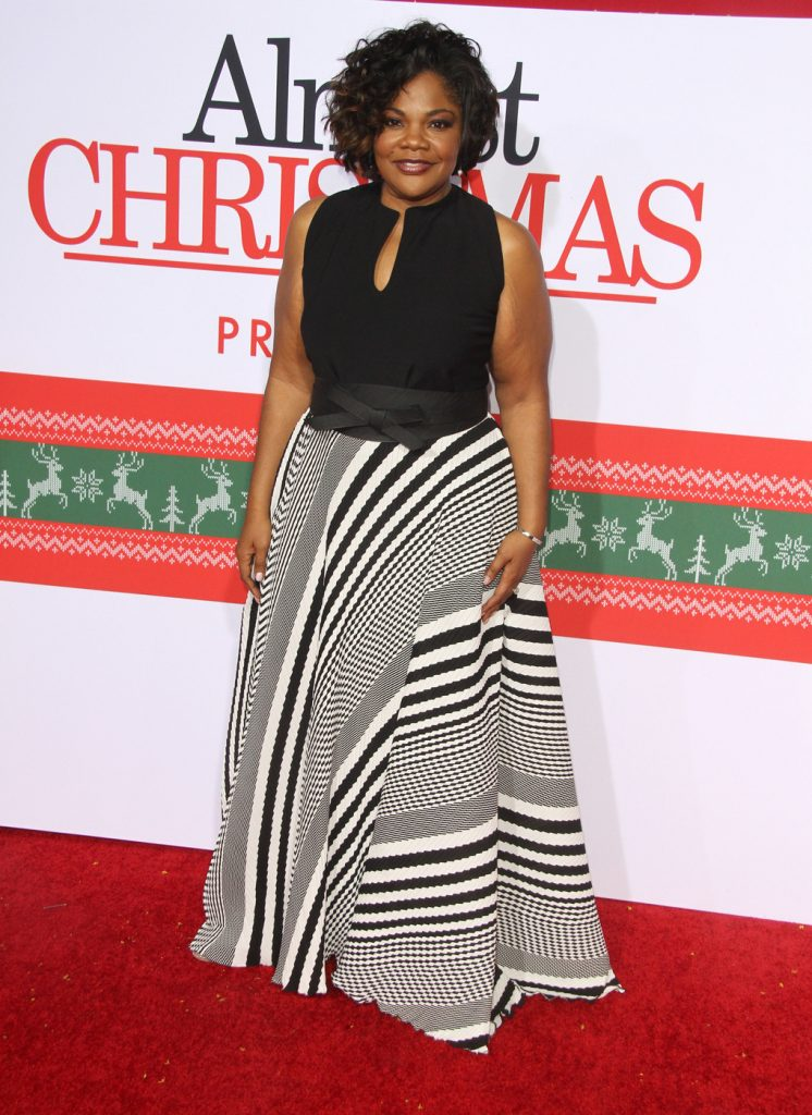 159030, Mo'Nique attends the premiere of 'Almost Christmas' in Los Angeles. Los Angeles, California - Thursday, November 3, 2016. Photograph: PacificCoastNews. Los Angeles Office: +1 310.822.0419 sales@pacificcoastnews.com FEE MUST BE AGREED PRIOR TO USAGE