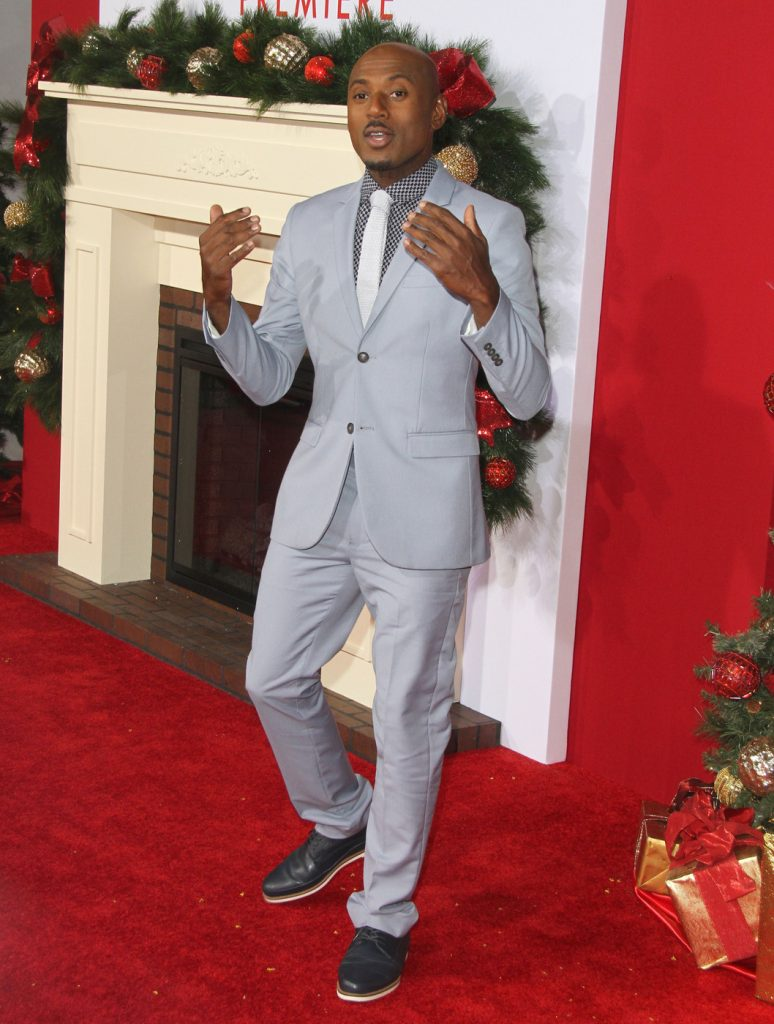 159030, Romany Malco attends the premiere of 'Almost Christmas' in Los Angeles. Los Angeles, California - Thursday, November 3, 2016. Photograph: PacificCoastNews. Los Angeles Office: +1 310.822.0419 sales@pacificcoastnews.com FEE MUST BE AGREED PRIOR TO USAGE