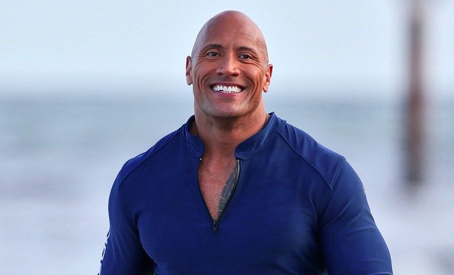Meet the sexiest man alive dwayne johnson hiphollywood m4hsunfo