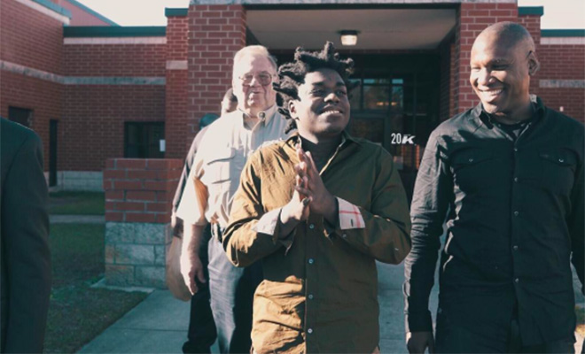 first day out kodak black is free after serving 7 months in jail