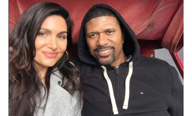 On Thursday A Rumor Spread Like Wild Fire That Espn First Take Host Molly Qerim Was Busted Cheating On Her Boyfriend Former Nba Star And Espn Analyst