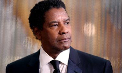 Denzel Washington Helps Homeless Man In Los Angeles