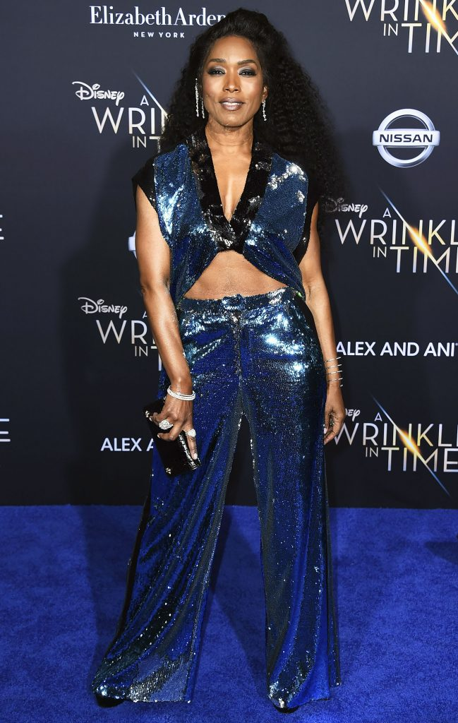 Happy Birthday Sis Angela Bassett Slays At 60 See Her Sexiest Snapshots Hiphollywood