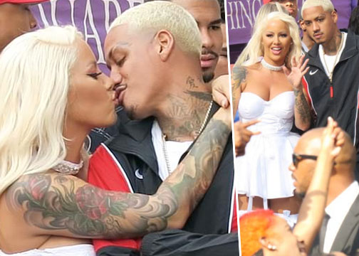 All The Tea On Amber Rose's New Man Alexander Edwards