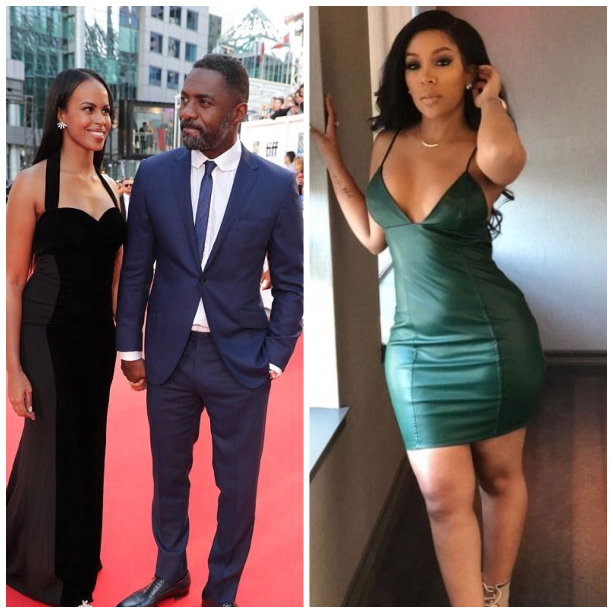 Why Social Media Wants K Michelle To Let Idris Elba And ...