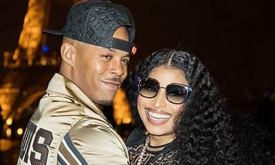 Nicki Minaj's Husband Arrested