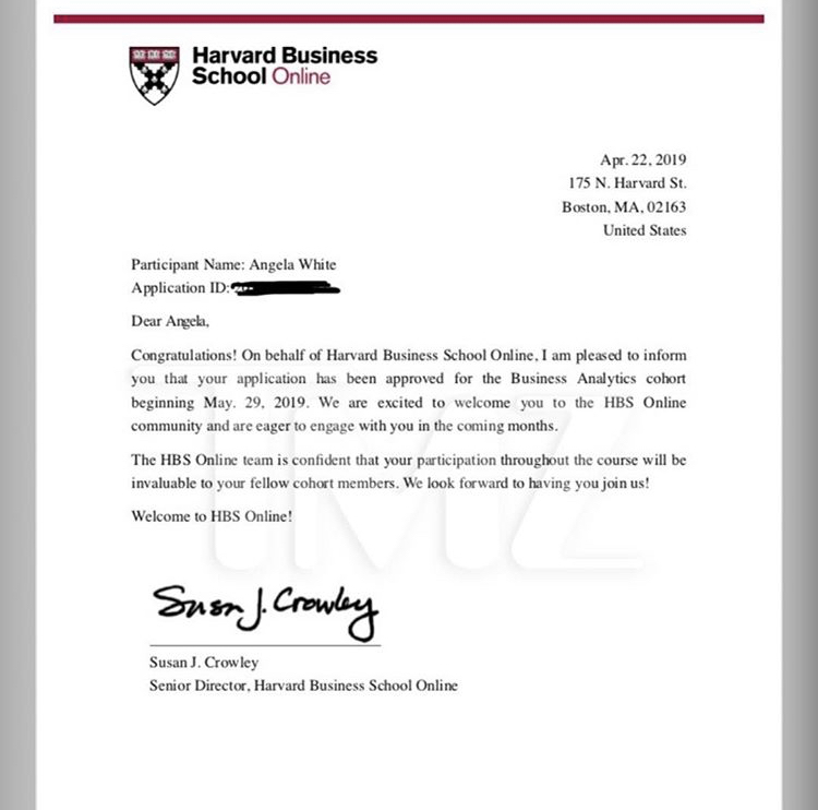 blac chyna gets accepted to harvard