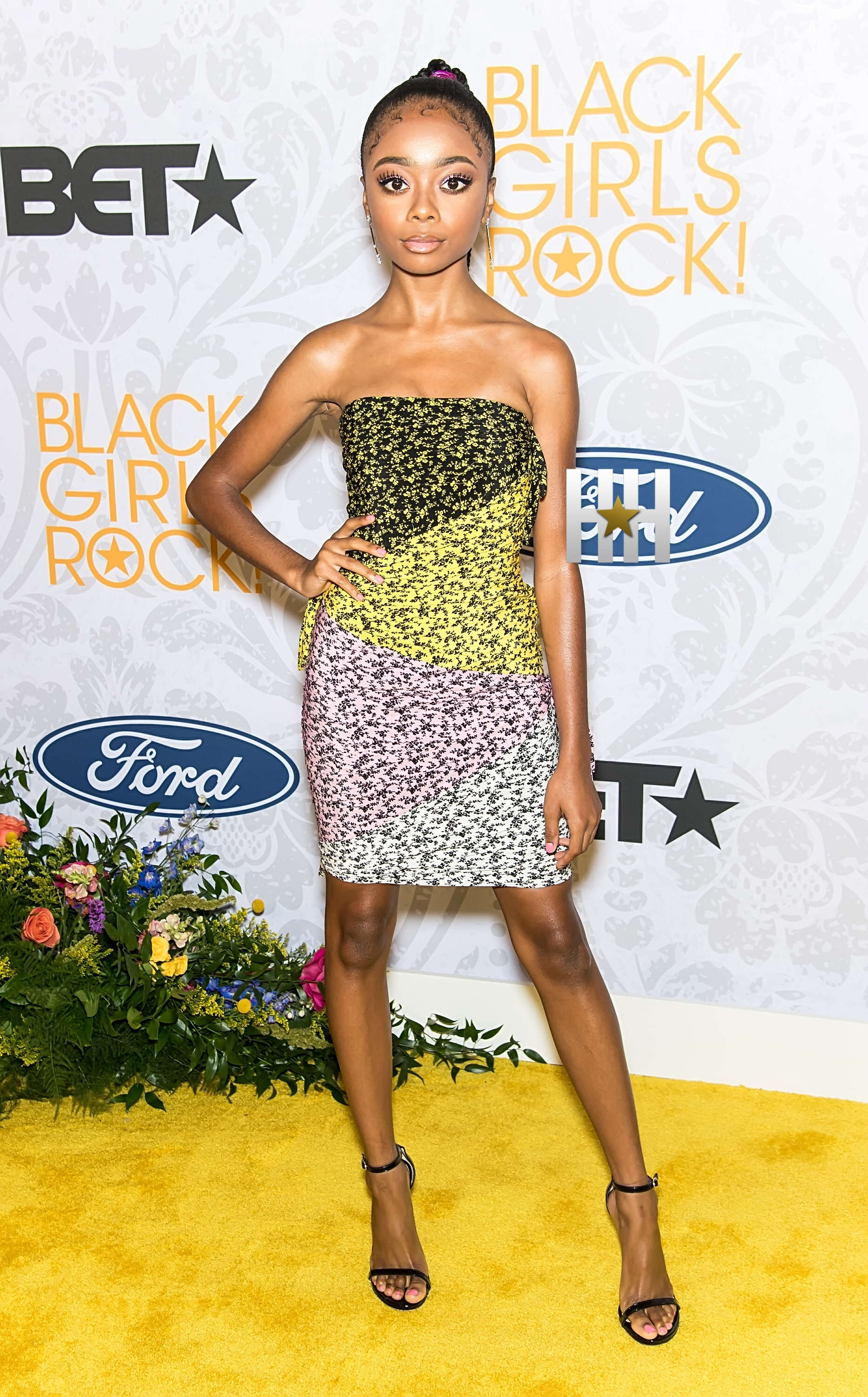 NEWARK, NJ – AUGUST 25:  Actress Skai Jackson attends 2019 Black Girls Rock! at NJ Performing Arts Center on August 25, 2019 in Newark, New Jersey.  (Photo by Gilbert Carrasquillo/Getty Images)
