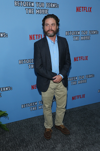 """LA Premiere Of Netflix's """"Between Two Ferns: The Movie"""" – Arrivals"""