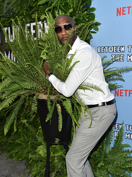 "LA Premiere Of Netflix's ""Between Two Ferns: The Movie"" – Arrivals"