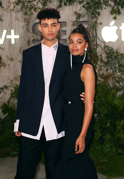 """World Premiere Of Apple TV+'s """"See"""" – Arrivals"""